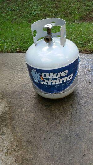 Propane tank with fuel for Sale in Alexandria, VA