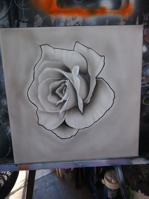 Airbrush rose for Sale in Anaheim, CA