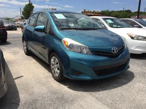 2014 Toyota Yaris for Sale in Houston, TX