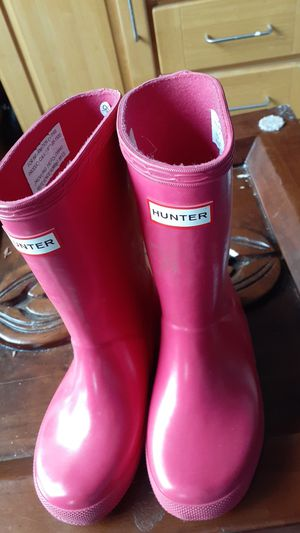 HUNTER RAIN BOOTS for Sale in Sacramento, CA