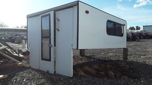 Camper Shell for Long Bed Truck. for Sale in Hanford, CA