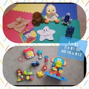 Toys for baby-toddler BIG SALE for Sale in Apopka, FL