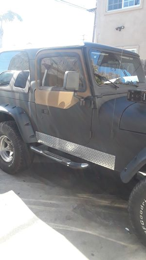 Jeep Wrangler 1993 for Sale in San Diego, CA