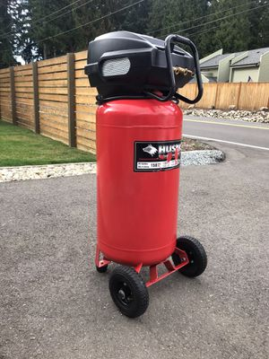 1.5 hp 26 Gallon Air Compressor - Excellent Condition for Sale in Federal Way, WA