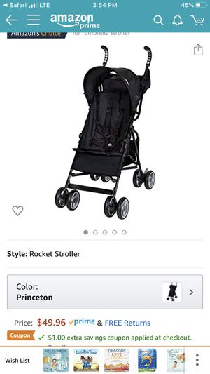Umbrella stroller for Sale in Ontario, CA