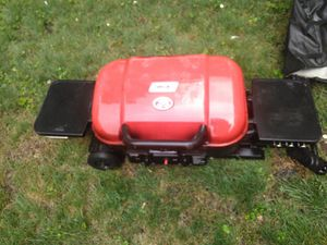 coleman road trip plus grill portable travel car suv rv cooker camping outdoor bbq for Sale in Arlington, MA