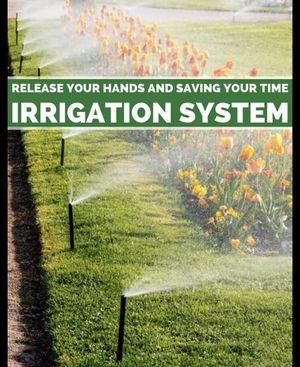 Sprinkler system install for Sale in Elmont, NY