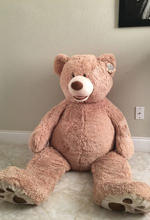 53 Inch Plush Teddy Bear for Sale in Kissimmee, FL
