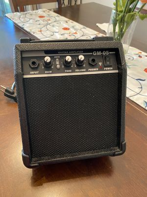 Mini MAESTRO BY GIBSON Electric Guitar Amp GM-05 AMPLIFIER for Sale in Santa Ana, CA