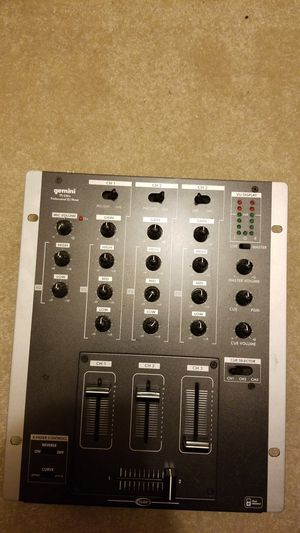 Gemini mixer for Sale in San Diego, CA