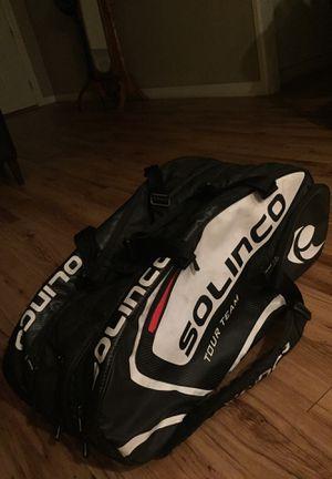 Solinco men's Tour Team Tennis bag for Sale in Phoenix, AZ