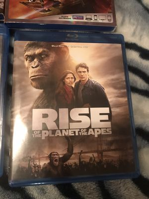 Rise of the Planet of the Apes Blu-ray for Sale in Gardena, CA