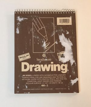 Drawing notebook for Sale in Everett, WA