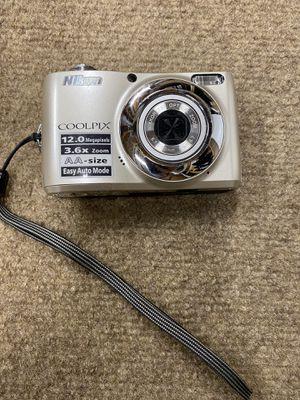 Nikon camera for Sale in Longmeadow, MA