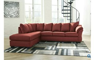 Ashley-SPECIAL] Darcy Salsa LAF Sectional | 75001 for Sale in Elkridge, MD