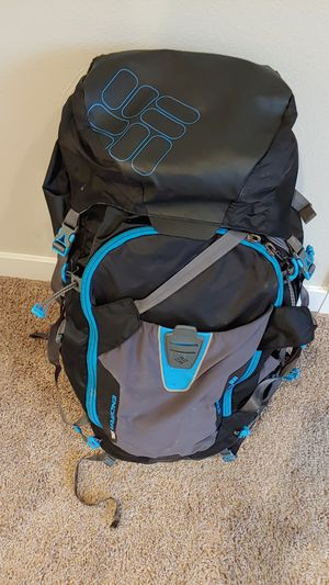 Columbia 35 Backpack Hiking Trail Camping for Sale in Issaquah, WA