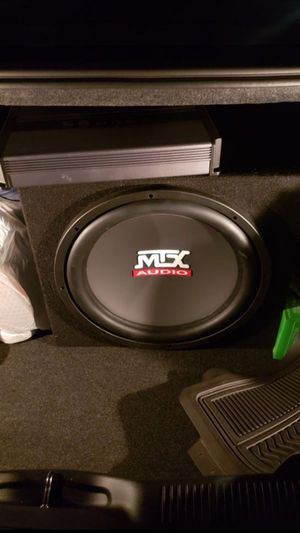15 Inch MTX Subwoofer for Sale in Long Beach, CA