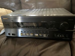 Onkyo receiver HDMI for Sale in San Diego, CA