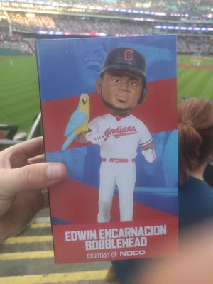 Edwin Encarnacion bobblehead for Sale in Cleveland, OH