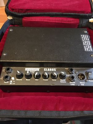 Acoustic Image Clarus 300IA Bass Head for Sale in Portland, OR