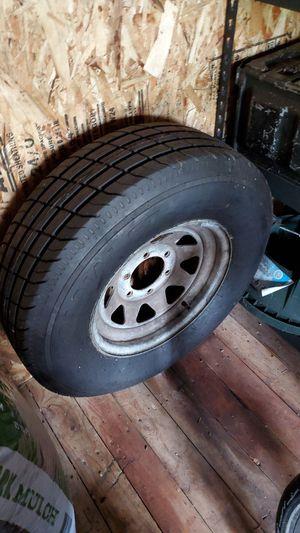 Boat trailer spare tire for Sale in Bremerton, WA