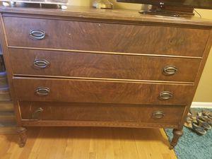 Antique dresser set for Sale in Upper Marlboro, MD