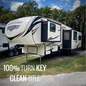 2016 Kz sportsmen Fifth wheel Travel Trailer Rv for Sale in Fort Lauderdale, FL