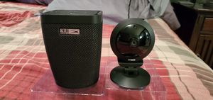 Altec Lansing Voice Activated Security System for Sale in Jeffersonville, IN