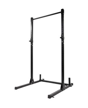 Squat Rack - Delivery or Pickup - Black and Red available - home gym for barbell workouts for Sale in Fort Lee, NJ