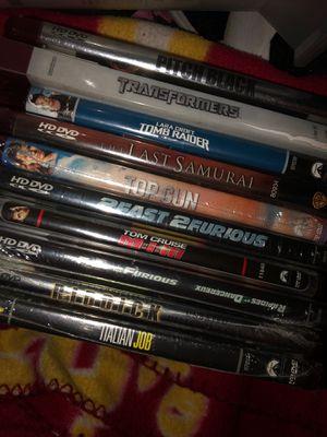 FREE HD DVDS for Sale in Everett, WA