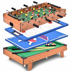 4 In 1 Multi Game Hockey Tennis Football Pool Table for Sale in Chula Vista, CA