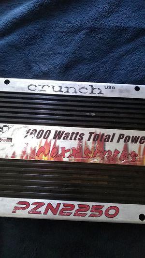 1000 watts total power for Sale in Phoenix, AZ