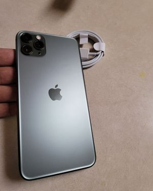 iPhone 11 Pro Max 512gb Facbtory Unlocked for Sale in Brentwood, CA