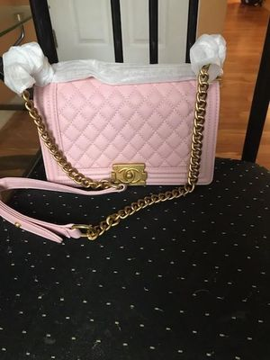Pink purse for Sale in Herndon, VA