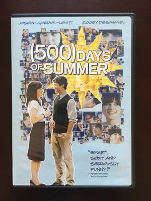 DVD: 500 Days of Summer for Sale in Portland, OR