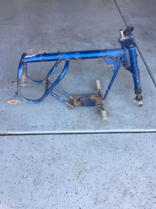 Mini bike frame