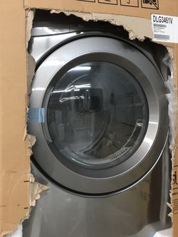 New LG Front Load Gas Dryer ThinQ for Sale in Newhall,  CA