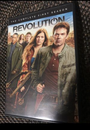 Dvd- REVOLUTION season 1-2 ( second hand) for Sale in Tamarac, FL