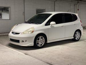 2007 Honda fit for Sale in Fort Lauderdale, FL