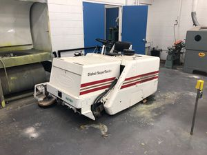Floor scrubber as is for Sale in Colorado Springs, CO