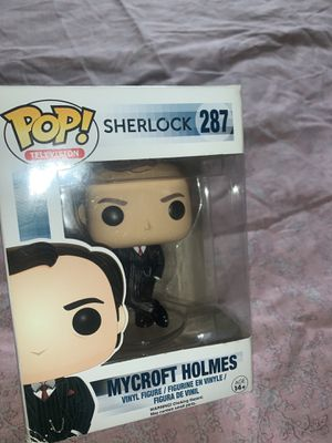 MYCROFT HOLMES POP! Funko! #287 for Sale in Moreno Valley, CA