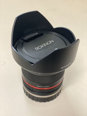 Rokinon 12mm f/2.0 NCS CS Lens for Sony E-Mount for Sale in Pismo Beach, CA