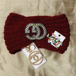 Fashion Headband with earrings and Glam Key-Chain for Sale in Elizabeth,  NJ