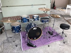 DRUM SET DW PDP for Sale in Covina, CA