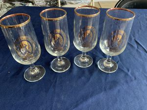 Collectible Coors light and Budweiser Glasses for Sale in Henderson, NV