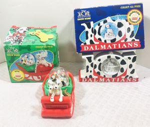 Vintage 1996 Disney's 101 Dalmatians McDonald's Christmas Ornaments for Sale in Pawtucket, RI