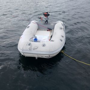 8ft Mercury Inflatable Dinghy For Sale for Sale in Miami, FL