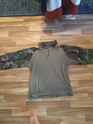 Combat Shirt Size Large for Airsoft/Other for Sale in Portland, OR