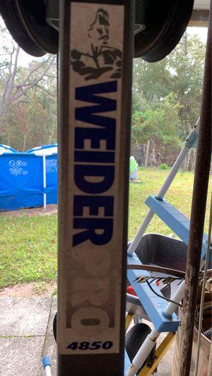 Weirder weight equipment for Sale in Ocklawaha, FL