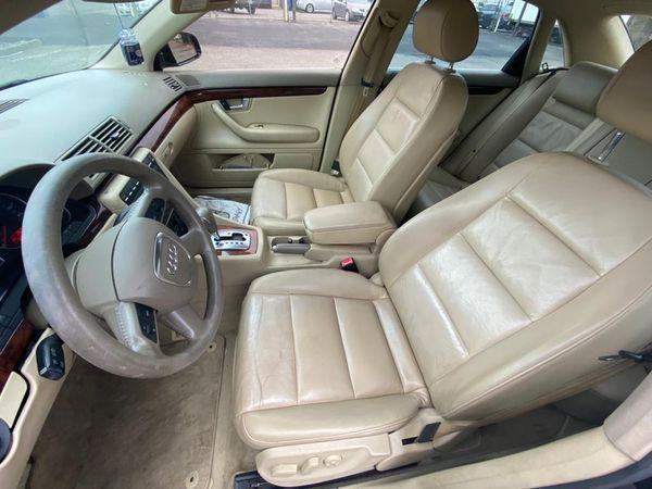 2007 Audi A4 Turbocharged